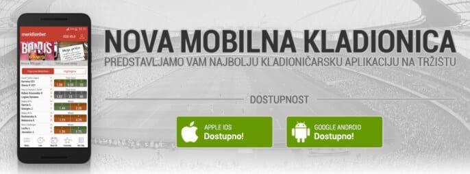 meridianbet mobile